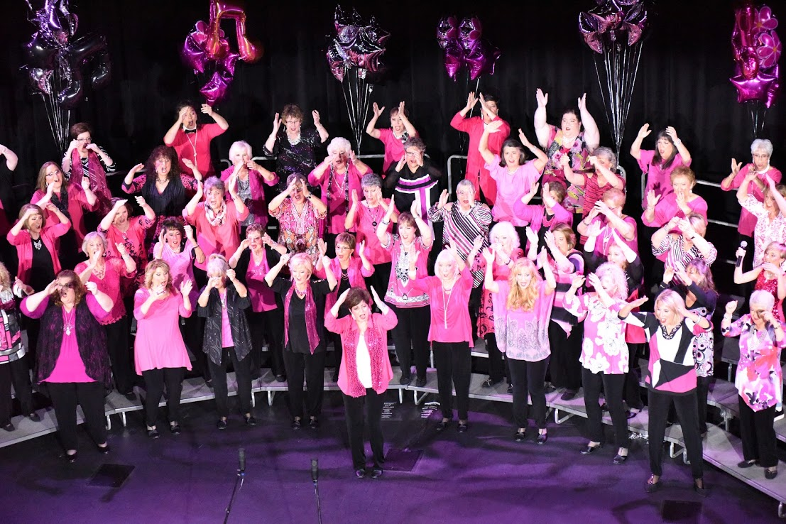 Sing Like a Girl Concert Highlights Talents of Women