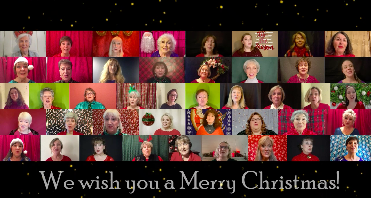 TOTR's Virtual Choir for the Holidays